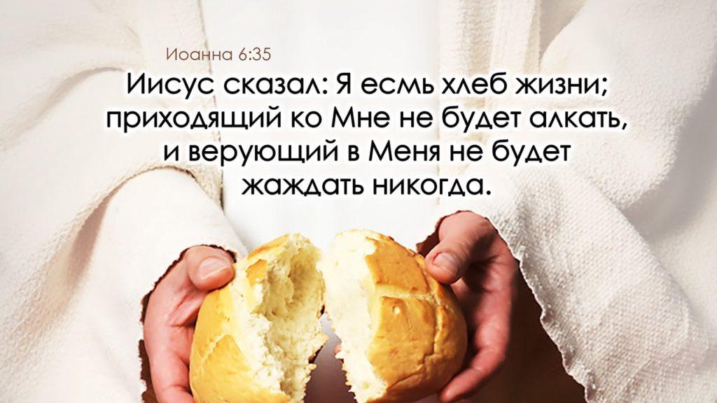 """Программа """"Хлеб жизни"""""""